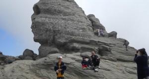 Muntii Bucegi Sfinxul - megalit