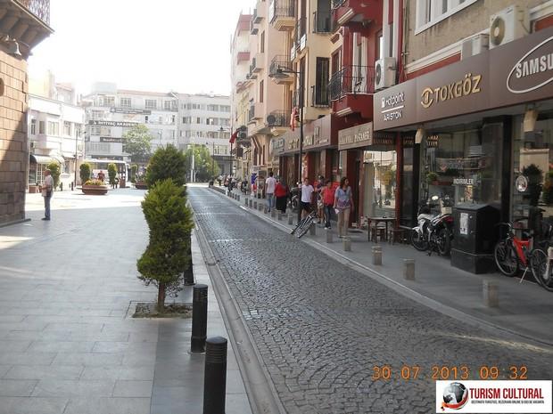 Turcia Canakkale dimineata