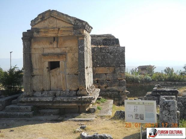 Turcia Hierapolis mormant