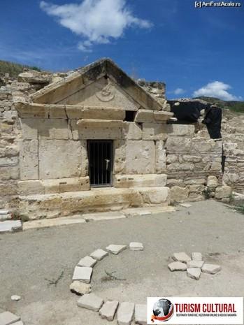 Turcia Hierapolis mormantul Sfantului Apostol Filip