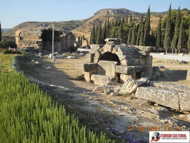 Turcia Hierapolis morminte