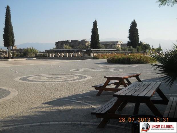 Turcia Hierapolis muzeul