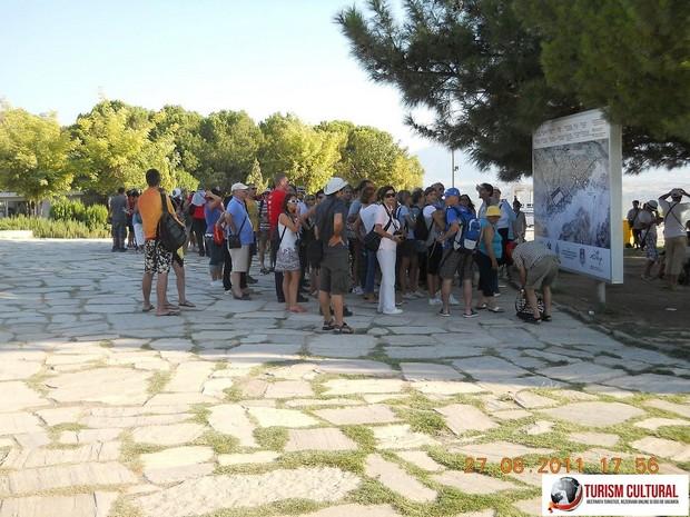 Turcia Hierapolis panou