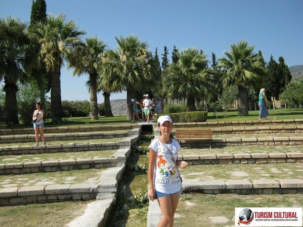 Turcia Hierapolis platou