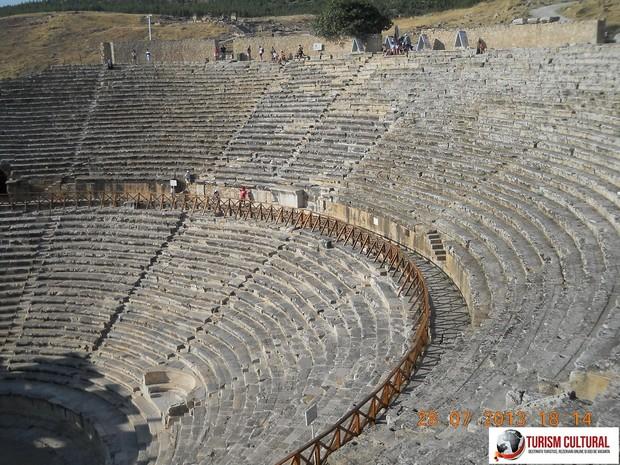 Turcia Hierapolis teatrul