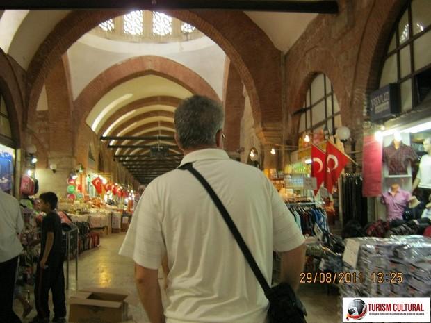 Turcia Edirne Moscheea Selimiye bazarul