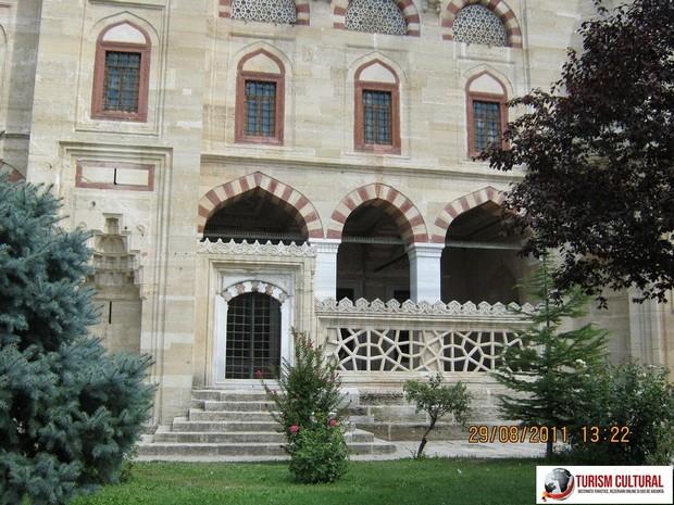 Turcia Edirne Moscheea Selimiye exterior