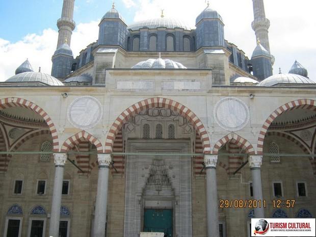 Turcia Edirne Moscheea Selimiye