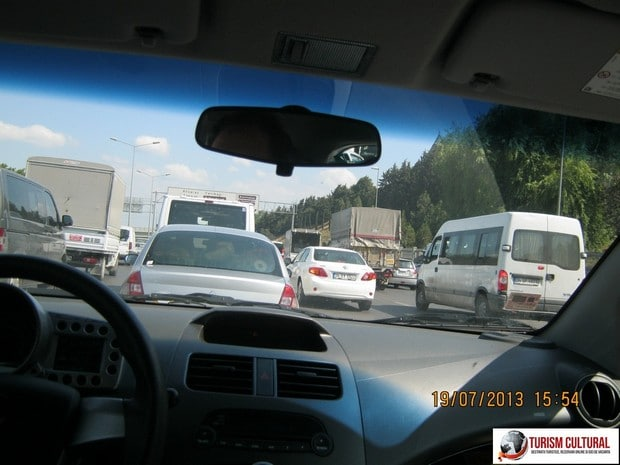 Turcia Istanbul autostrada
