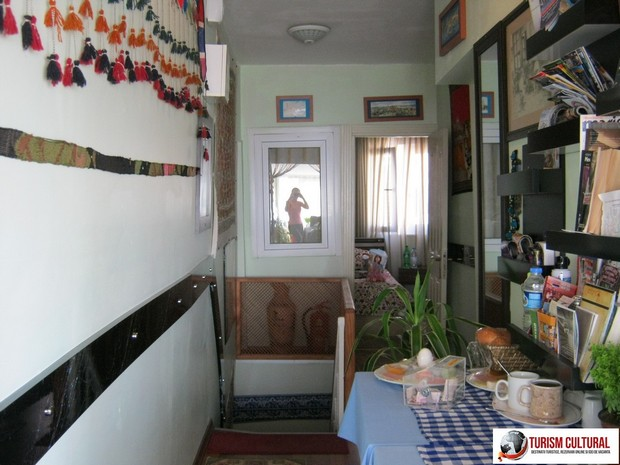 Turcia Istanbul Chora Guesthouse mansarda