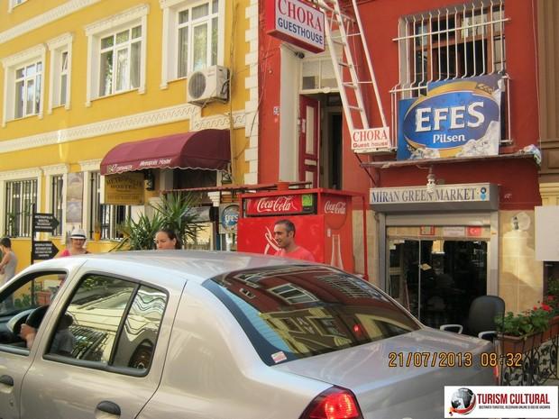 Turcia Istanbul Chora Guesthouse proprietarul