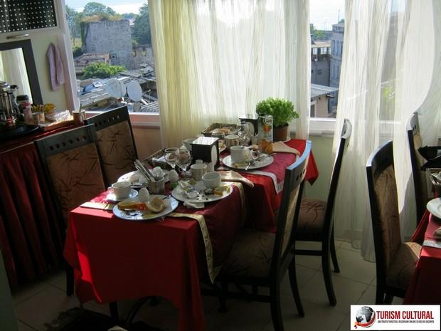 Turcia Istanbul Chora Guesthouse mic dejun