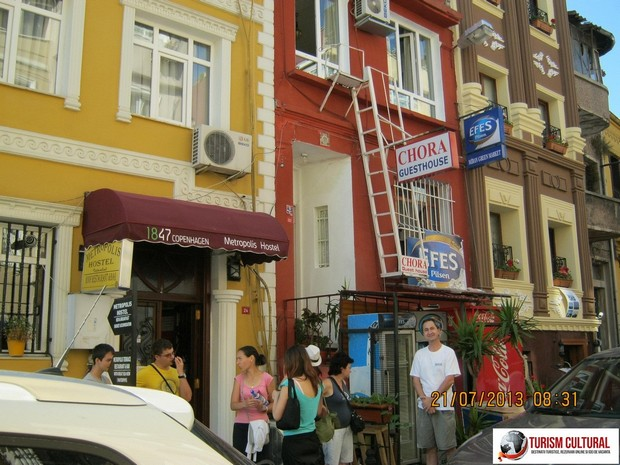 Turcia Istanbul hotel Chora Guesthouse