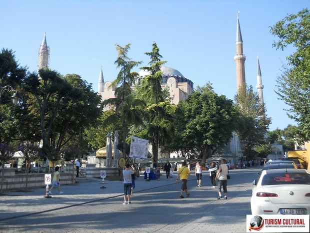 Turcia Istanbul la plimbare