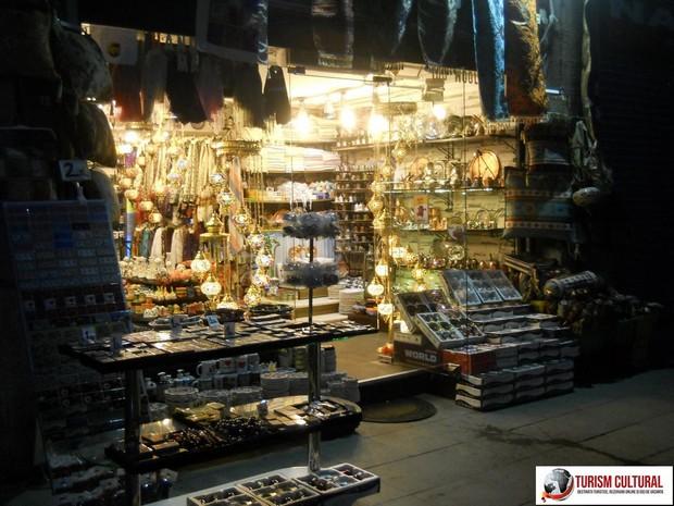 Turcia Istanbul magazin obiecte artizanale