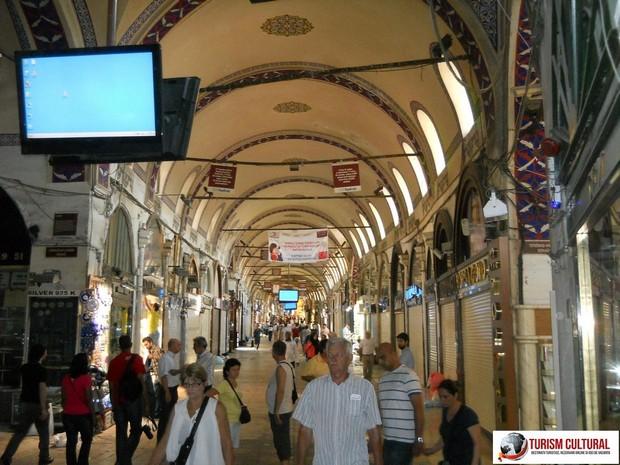 Turcia Istanbul Marele Bazar interior