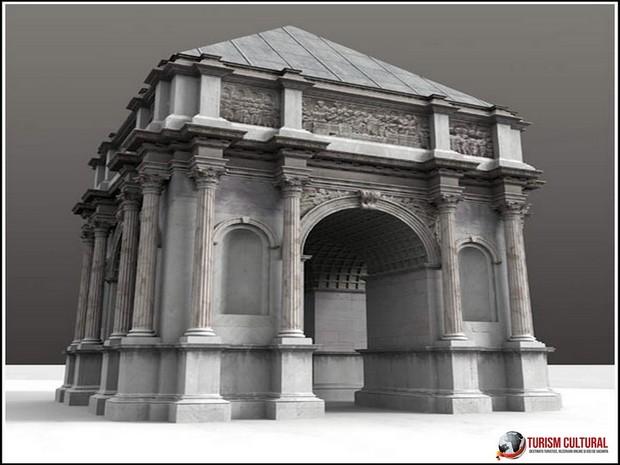 Turcia Istanbul Milion reconstituire 3D
