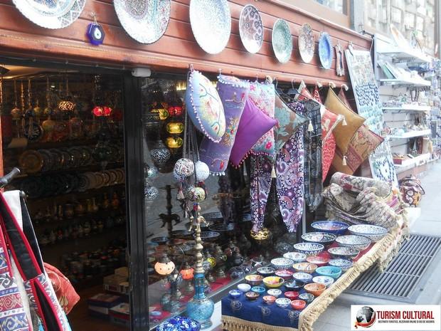 Turcia Istanbul obiecte artizanale