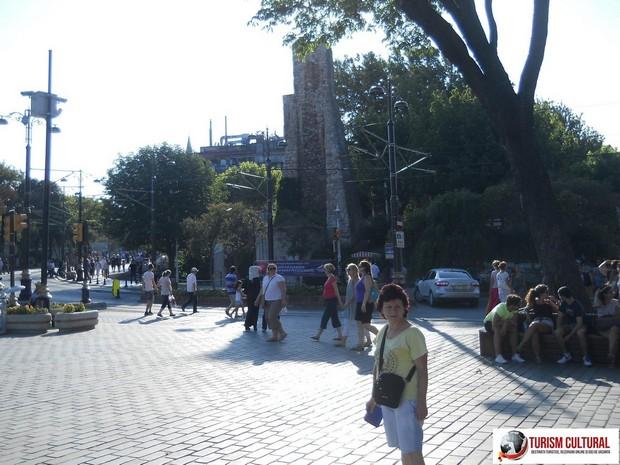 Turcia Istanbul Piatra Million si Basilica Cisterna