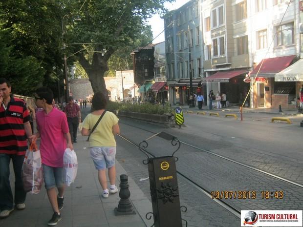 Turcia Istanbul porti Parc Gulhane