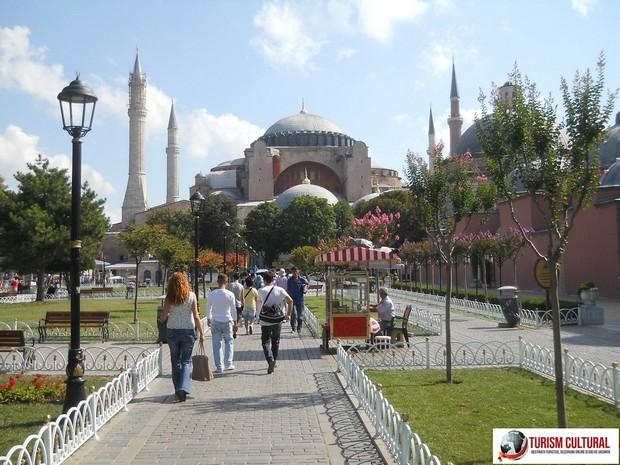 Turcia Istanbul Sfanta Sofia