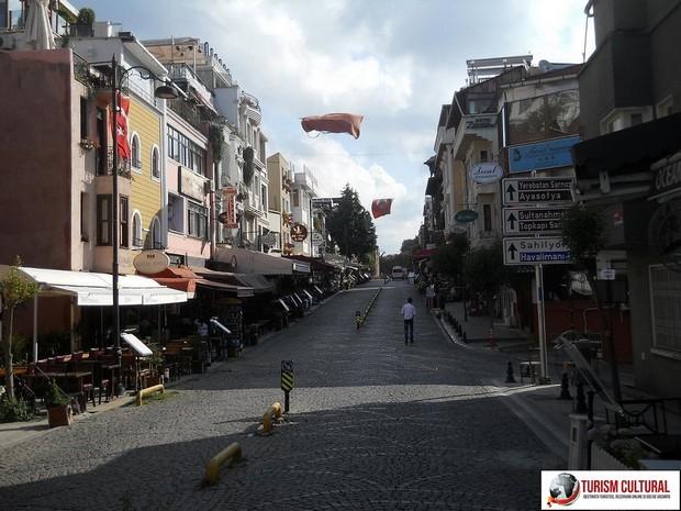 Turcia Istanbul strada