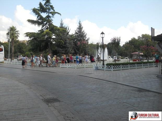 Turcia Istanbul turisti