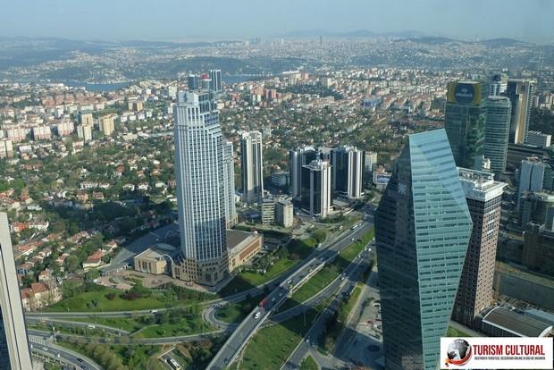 Turcia Istanbul zgarie nori