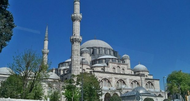 Turism Cultural - Turcia Istanbul Moscheea Sehzade