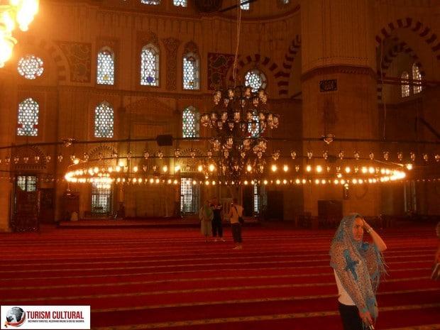 Turism Cultural - Turcia Istanbul Moscheea Sehzade Luisza