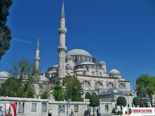 Turism Cultural - Turcia Istanbul Moscheea Sehzade