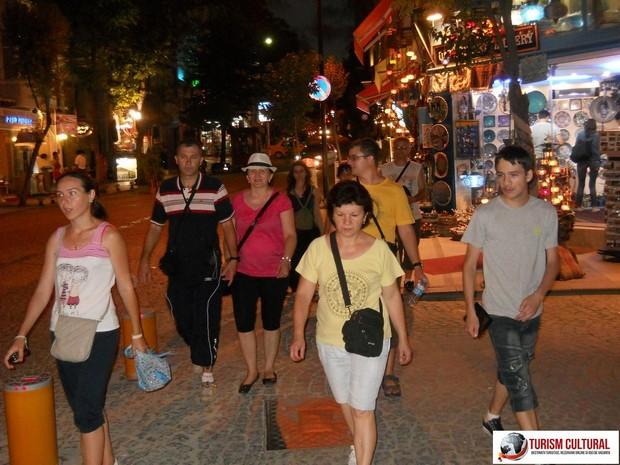 Turism Cultural - Turcia Istanbul gata am scapat