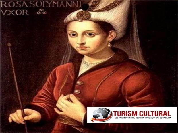 Turism Cultural - Turcia Istanbul Hurrem Roxelana