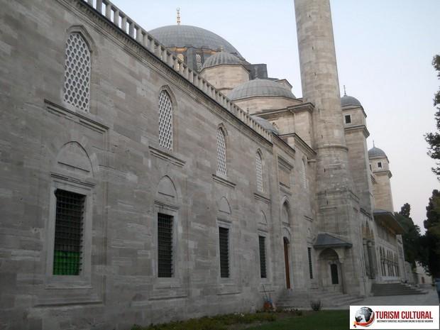 Turism Cultural - Turcia Istanbul Moscheea Suleymaniye
