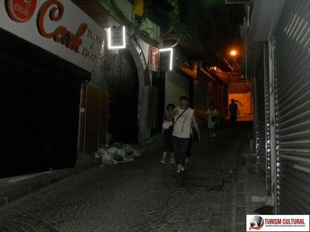 Turism Cultural - Turcia Istanbul rataciti in Marele Bazar