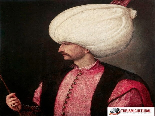Turism Cultural - Turcia Istanbul Soliman Magnificul