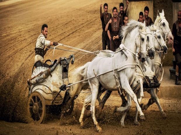 Turism Cultural - Film Ben Hur 2016 cursa care
