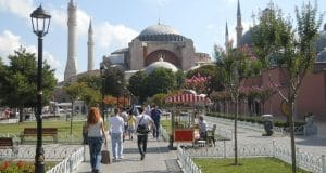Turism Cultural - Istanbul Sfanta Sofia