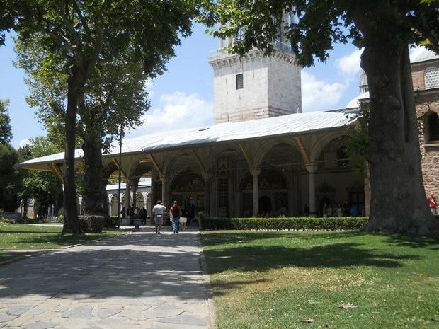 Turism Cultural - Turcia Istanbul Palatul Topkapi Divanul