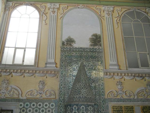 Turism Cultural - Istanbul harem apartamentul reginei mama