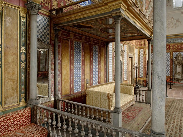 Turism Cultural - Istanbul harem camera imperiala