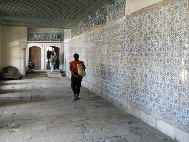 Turism Cultural - Istanbul harem iesire