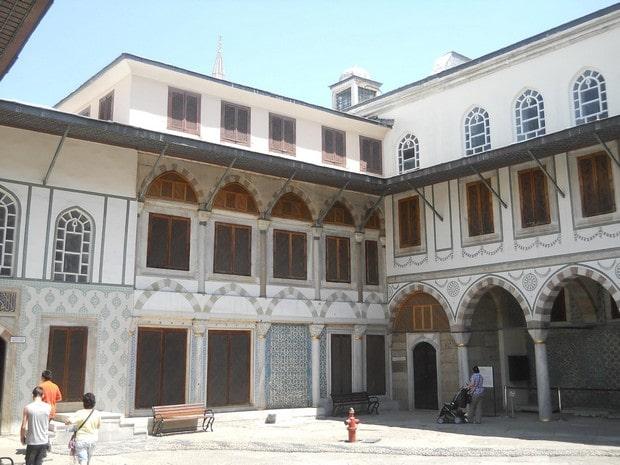 Turism Cultural - Istanbul harem interior
