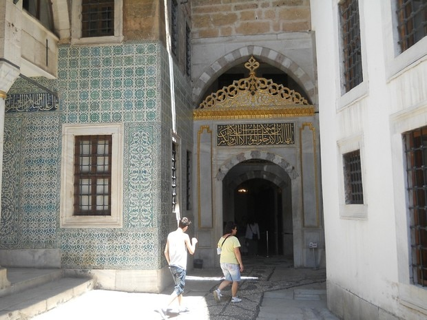 Turism Cultural - Istanbul harem intrarea principala