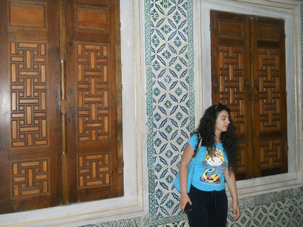 Turism Cultural - Istanbul harem odalisca moderna