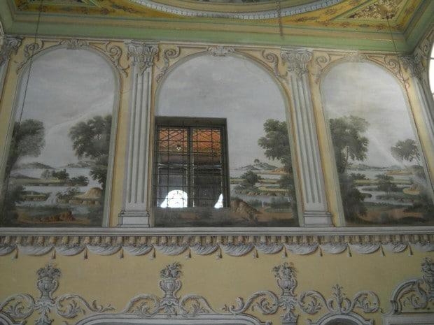 Turism Cultural - Istanbul harem pereti pictati