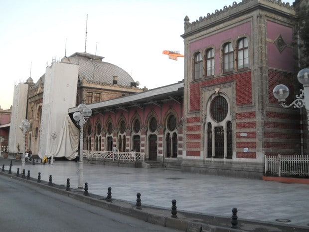 Turism Cultural - Istanbul Gara Sirkeci