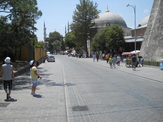 Turism Cultural - Istanbul spre Sfanta Sofia