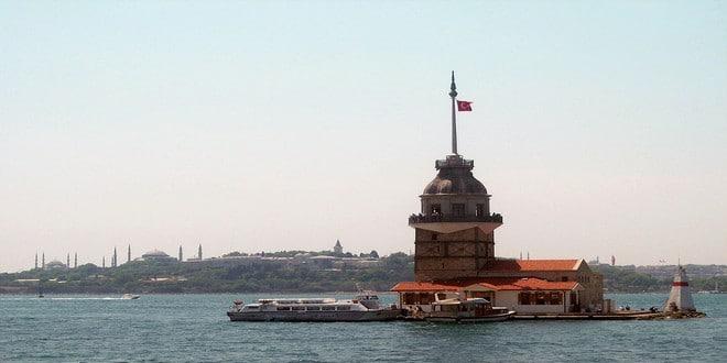 Turism Cultural - Istanbul Castelul Fecioarei