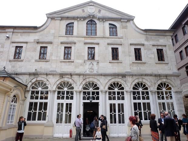 Turism Cultural - Istanbul Fanar Patriarhia Ortodoxa